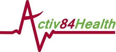 Activ84Health logo