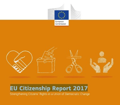 EU Citizenship Report 2017-cover