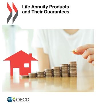 OECD Life Annuity Products cover