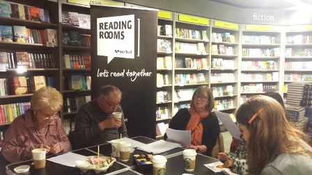 Reading Rooms session