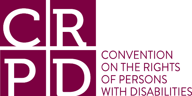 UN Convention CRPD logo