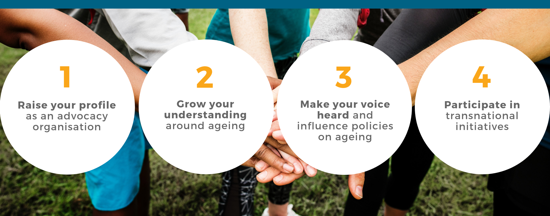 Four advantages of being a member of AGE